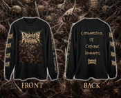 Image of ENGULFED IN REPUGNANCE-CONSUMMATION OF CHTHONIC...CD+LONGSLEEVE
