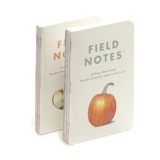 Image of Field Notes - Harvest