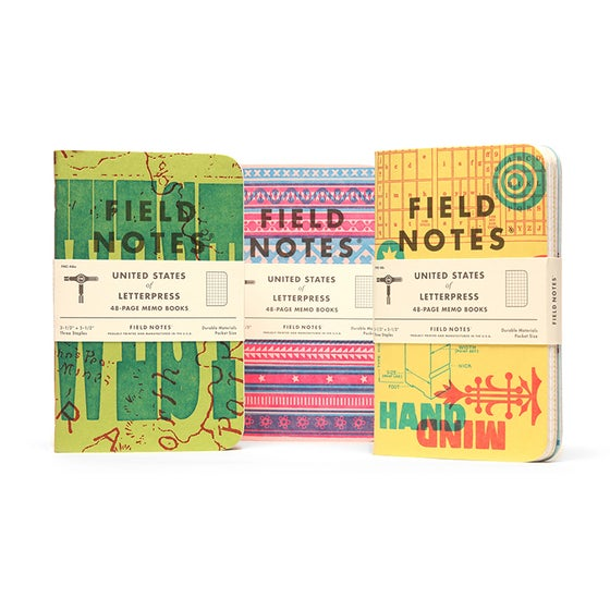 Image of Field Notes - United States of Letterpress