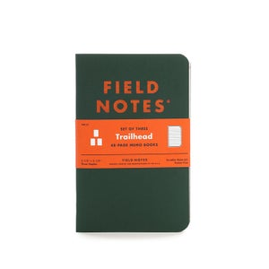 Image of Field Notes - Trailhead