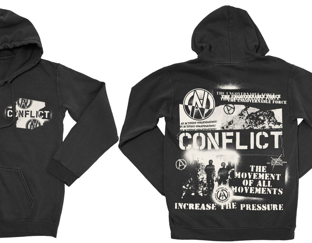 Image of Increase The Pressure No-Sweat Pullover Hoodie