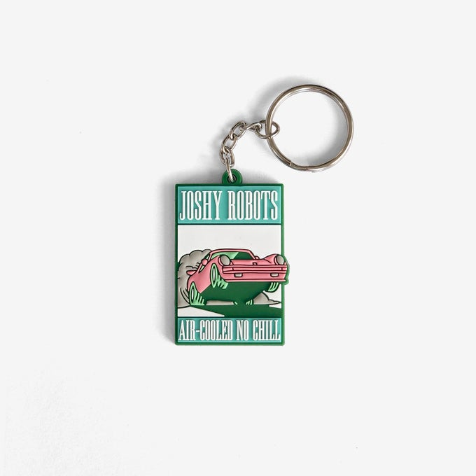 Image of No Chill keychain