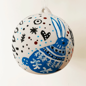 Image of Christmas: Hygge Bauble Painting - 3rd December (7-9pm)