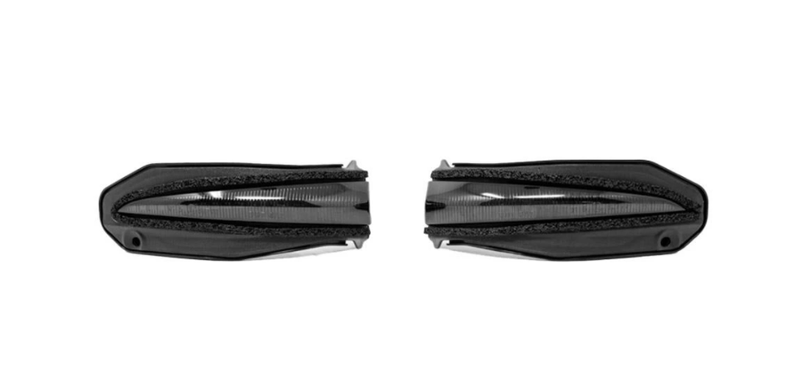 Image of 2014-2019 TOYOTA 4RUNNER DYNAMIC SEQUENTIAL SIDE MIRROR TURN SIGNALS
