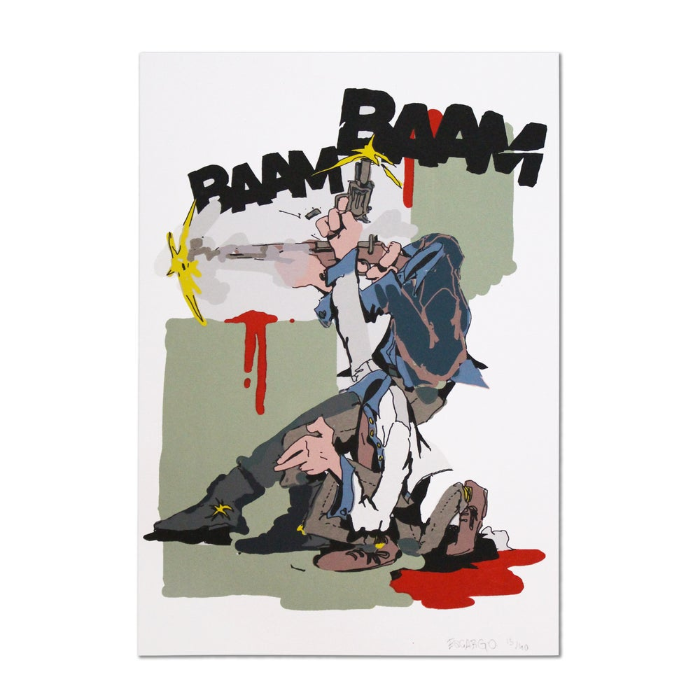 Image of BAAM BAAM - ESCARGO