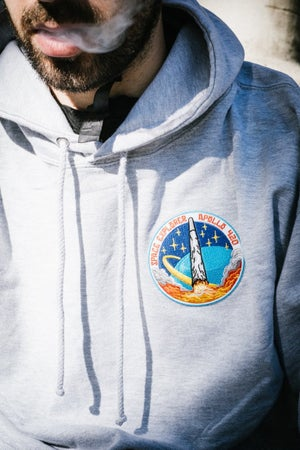 Image of HOODIE PATCHÉ