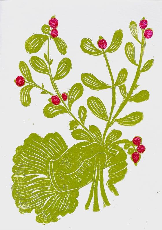 Image of Mistletoe Bouquet