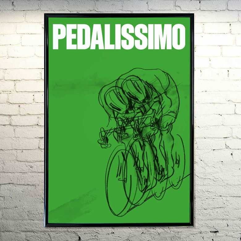 Image of Pedalissimo Green