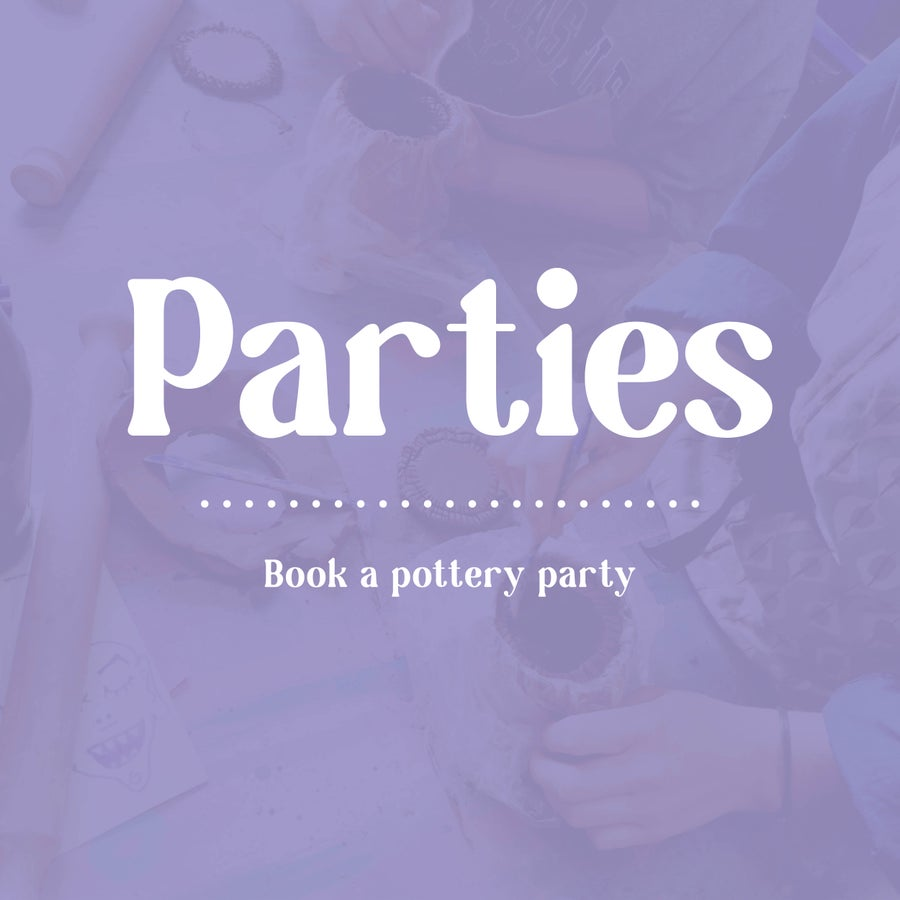 Image of Pottery Parties