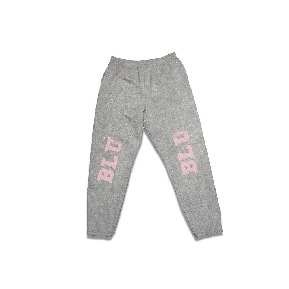 Image of OG blu sweats (pink)