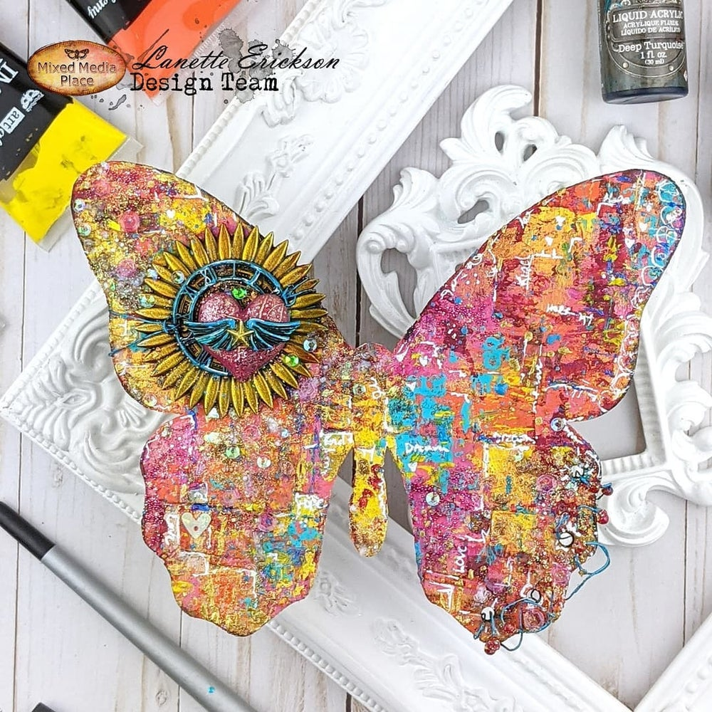 Butterfly Style 1