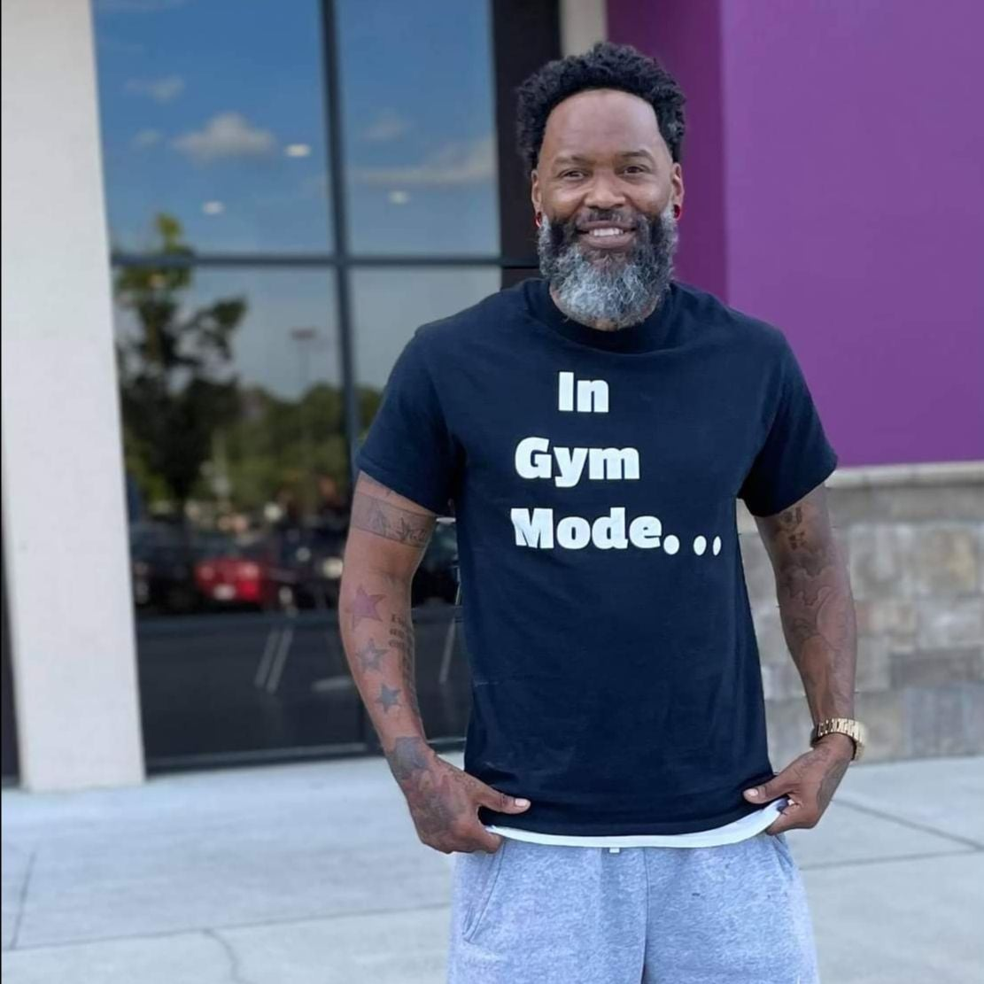 Image of I'm In Gym Mode T-Shirt