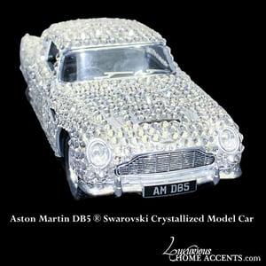 Image of Model Car Collectible 1963 Aston Martin DB5 Sports Car