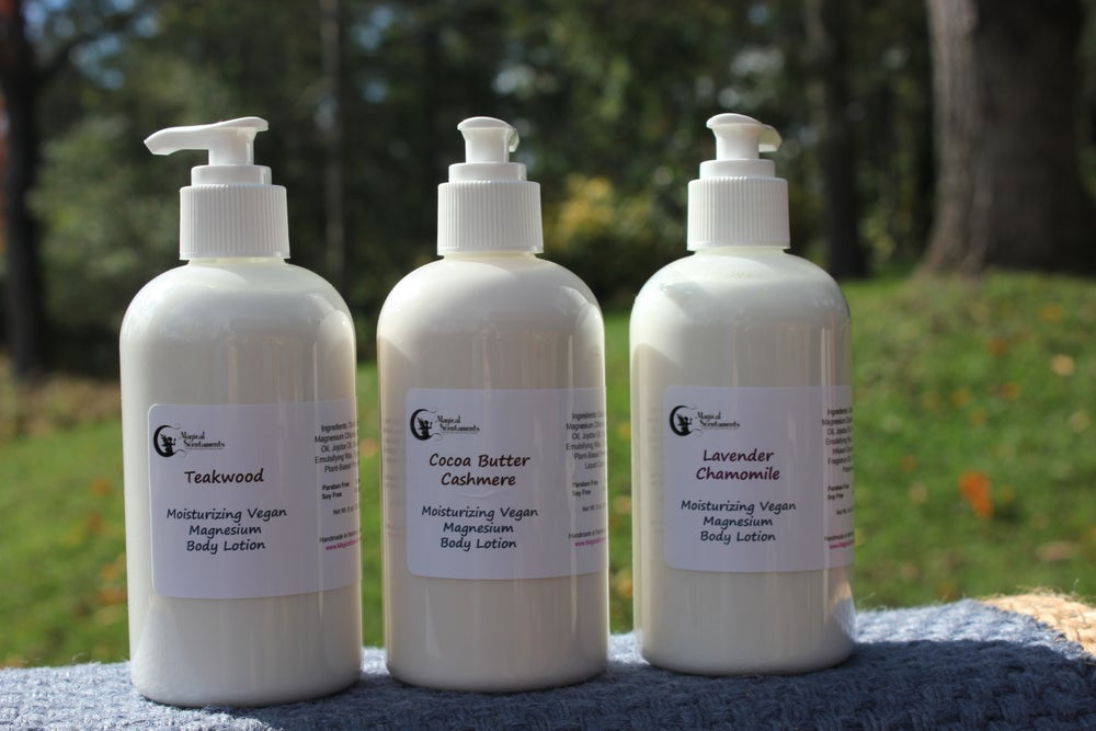 Image of Magnesium Vegan Body Butter & Lotion