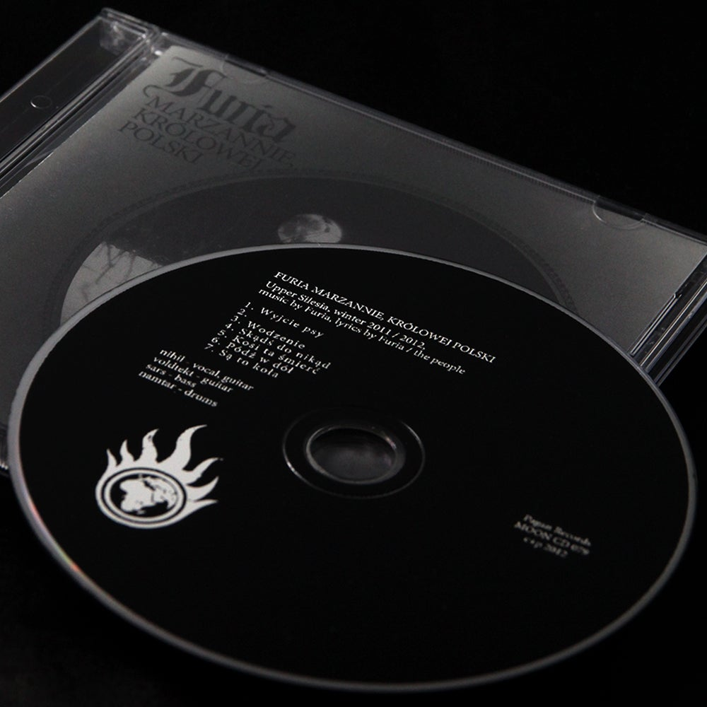 """Furia """"Marzannie królowej Polski"""" CD"""