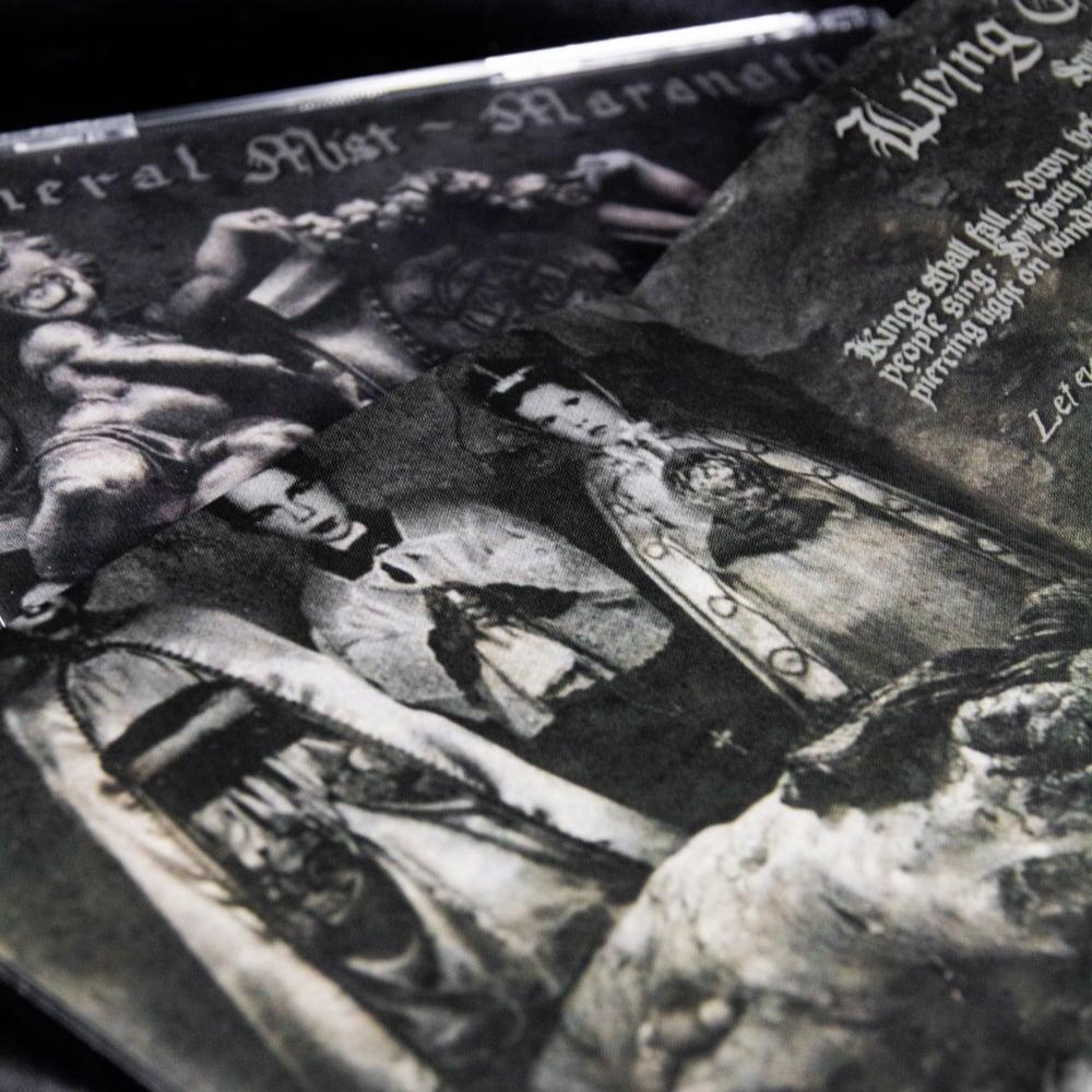 """Funeral Mist """"Maranatha"""" CD"""