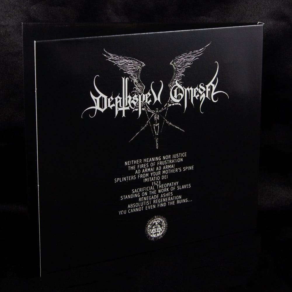 "Deathspell Omega ""The Furnaces of Palingenesia"" digipack CD"