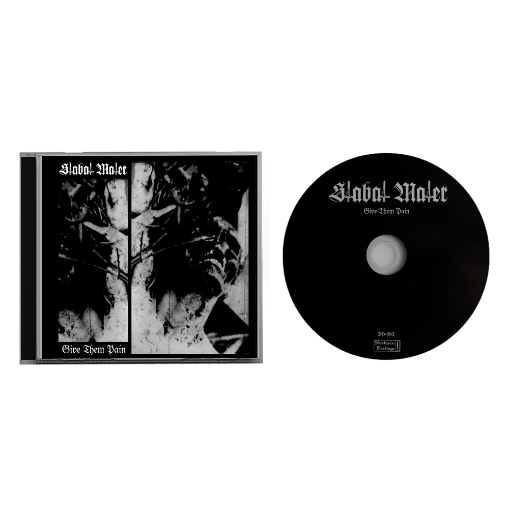 """Stabat Mater """"Give them pain"""" CD"""