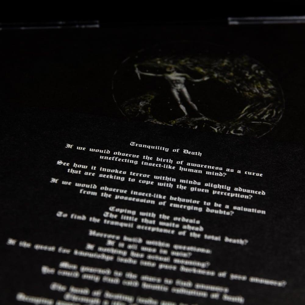 "Clandestine Blaze ""Tranquility Of Death"" CD"