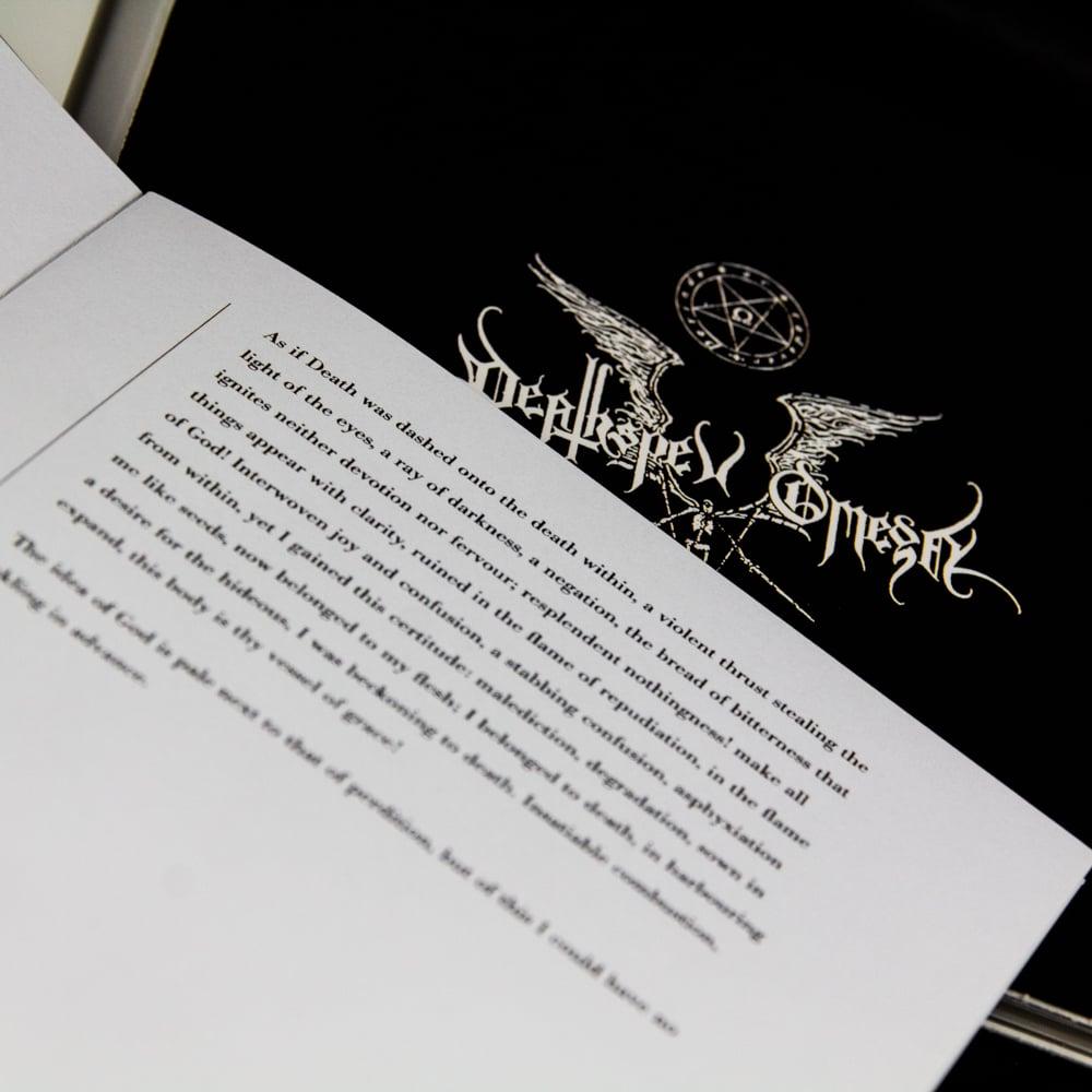 "Deathspell Omega ""Fas – Ite, Maledicti..."" digipack CD"