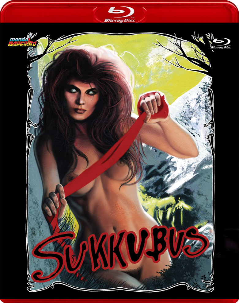 Image of SUKKUBUS - Limited Red Case Edition