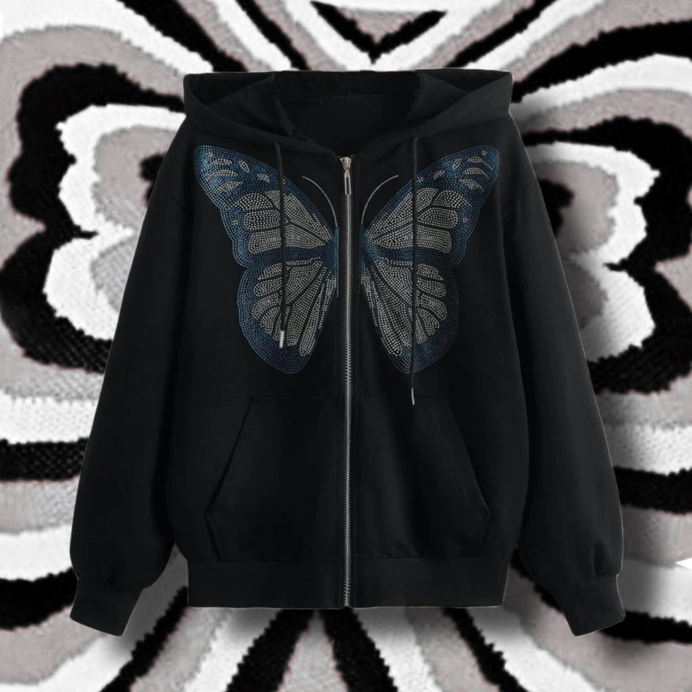 Image of Butterfly Bling Jacket