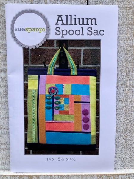 Image of Allium Spool Sac Pattern