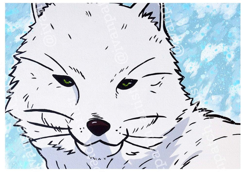 Image of Glare of the Wolf (Fushi)