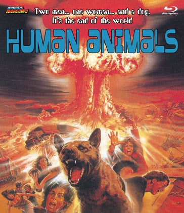 Image of HUMAN ANIMALS - retail edition
