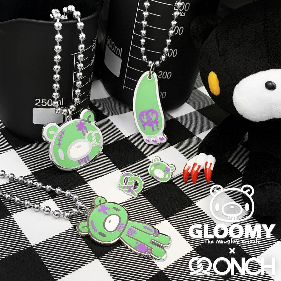 Image of Gloomy Bear x ONCH Spooky Collection