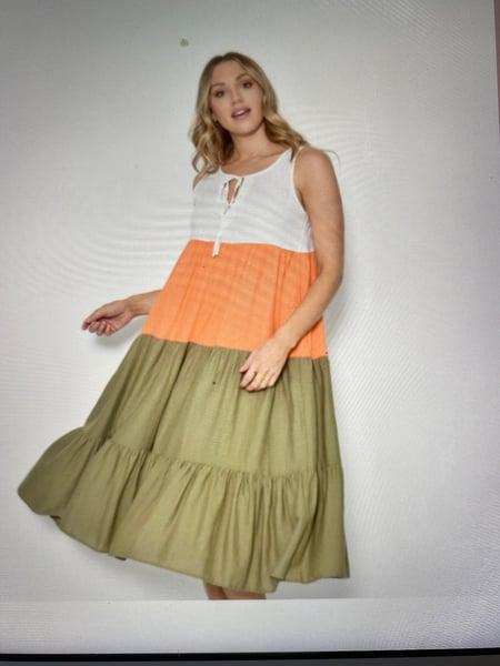 Image of Pia Maxi Dress