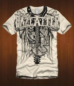Image of Dazeafter Guitar Winged Shirt