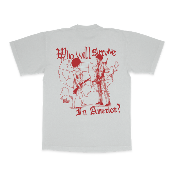 Image of who will survive shop t