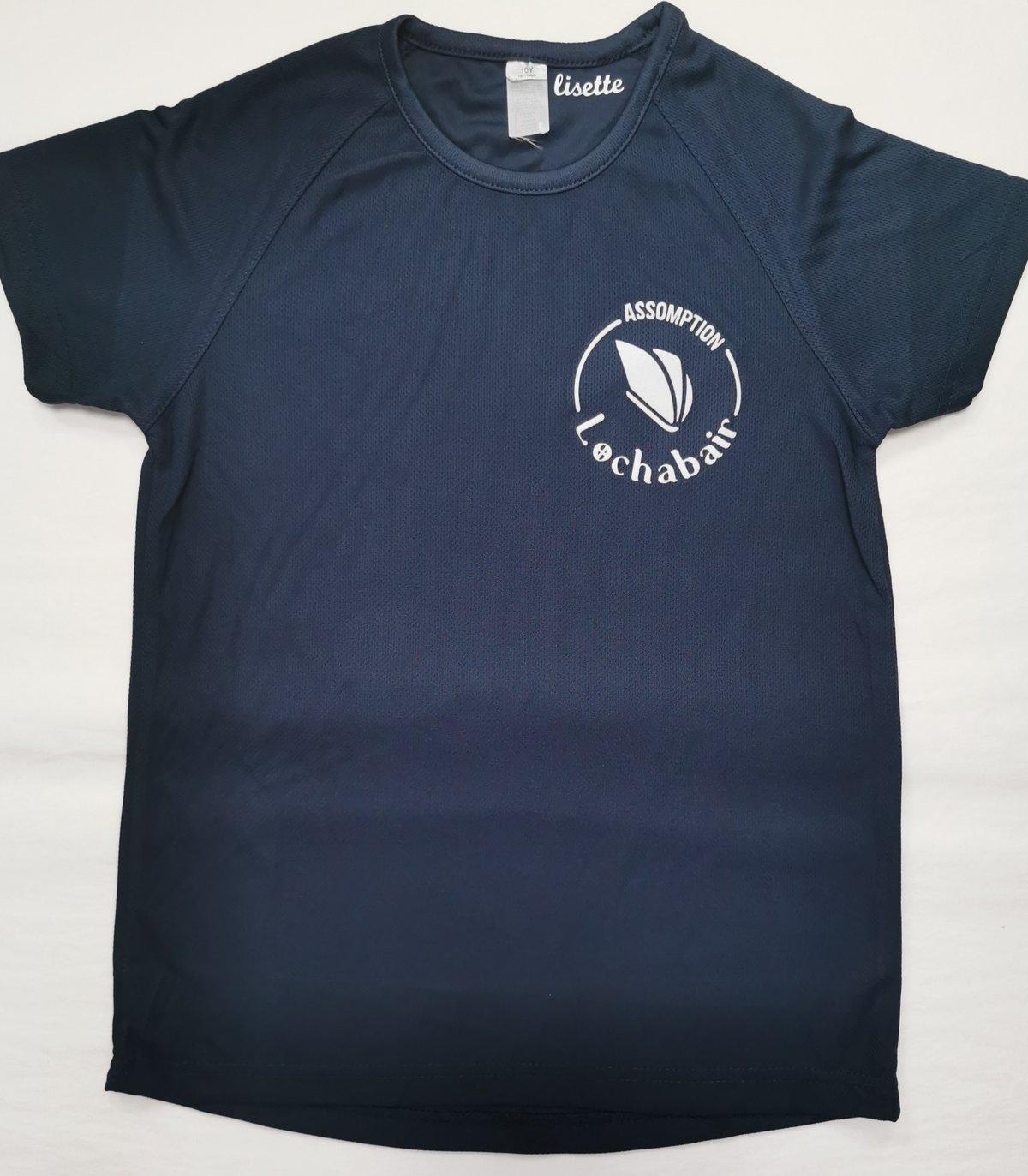 Image of Tee-shirt nylon manches courtes-Lochabair