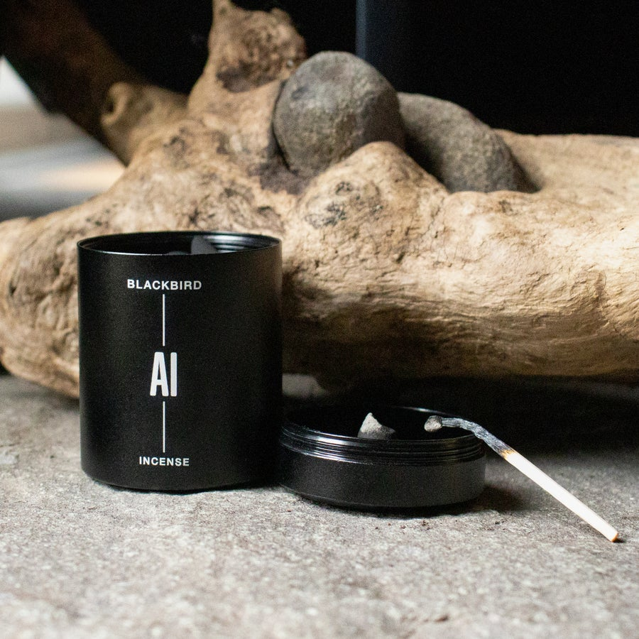 Image of AI Incense by Blackbird