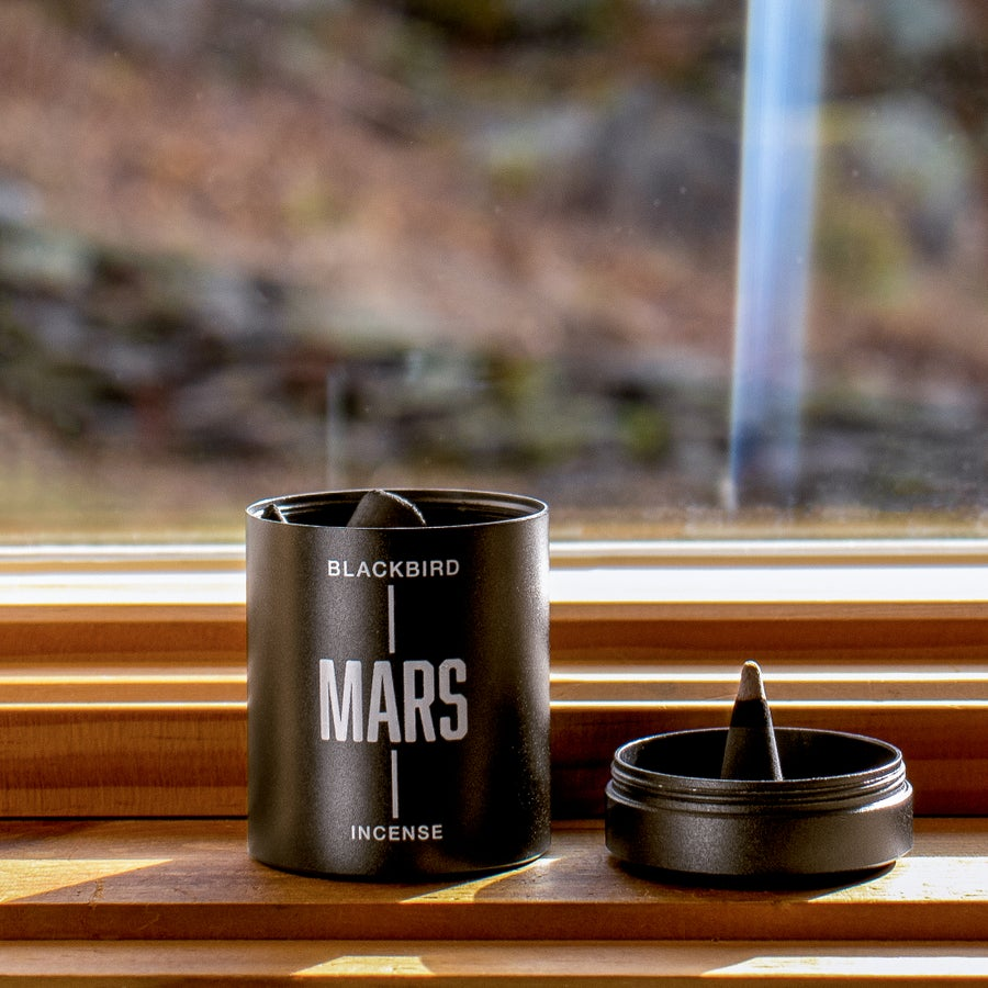 Image of Mars Incense by Blackbird