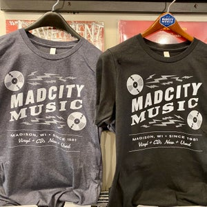 Image of MadCity Music T-Shirt - New Design!