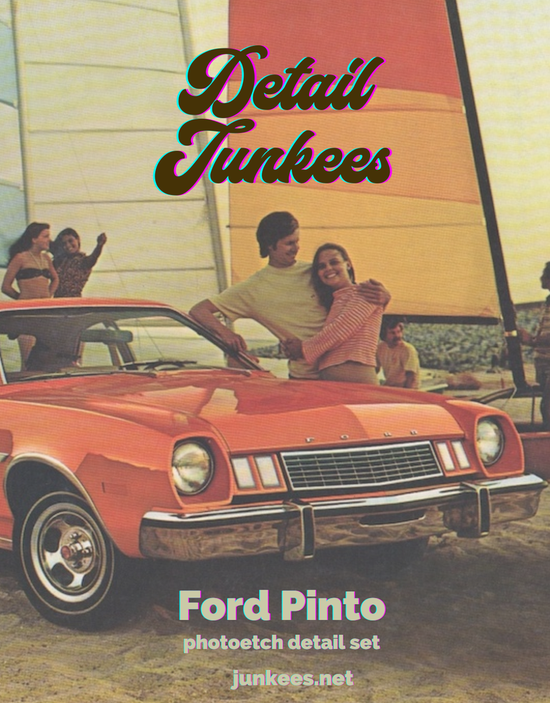 Image of Ford Pinto Detail Set