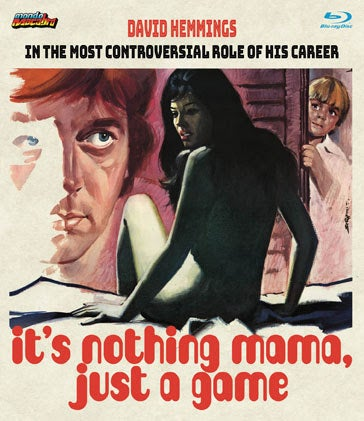 Image of IT'S NOTHING MAMA JUST A GAME - retail edition