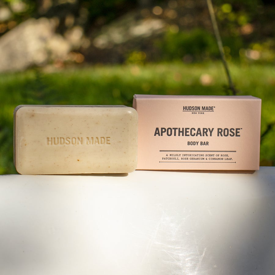 Image of Apothecary Rose Soap by Hudson Made