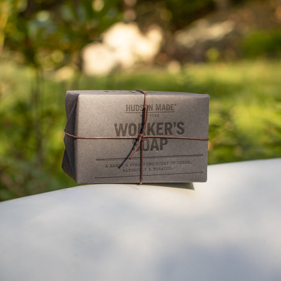 Image of Worker's Soap by Hudson Made