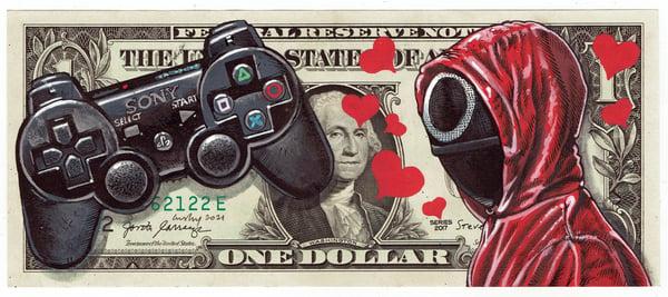 Image of Real Dollar Original. Sony Love.