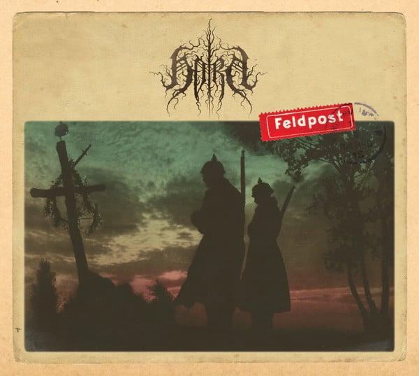 """Image of HORN """"Feldpost"""" LP"""