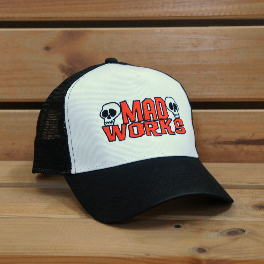 Image of Mad Works trucker cap