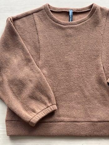 Image of Sandwina sweater in copper
