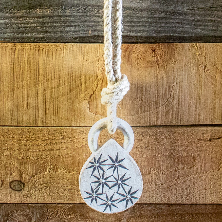 Image of Stoneware Constellations Ornament by MQuan Studio