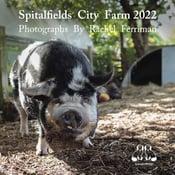 Image of Spitalfields City Farm Calendar 2022