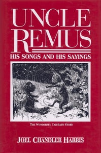 Image of Uncle Remus: His Songs and His Sayings