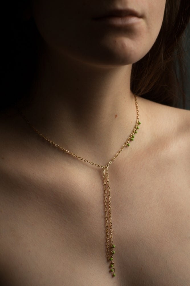 Image of Collier Le Valentin OR