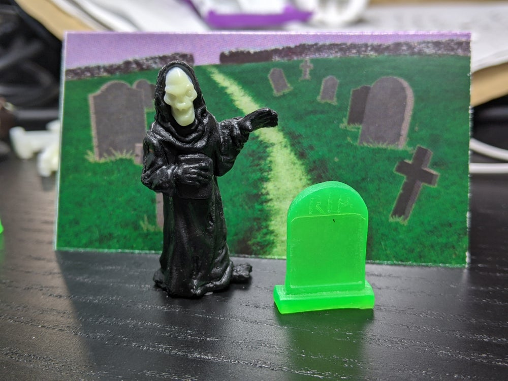 Image of Return of the Crypt Creeper